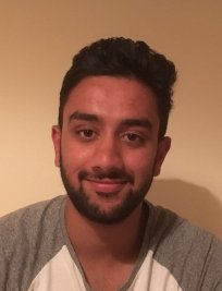 Kishen is an University Advice tutor in Kingsbury