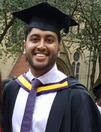 Rishi is a General Admissions tutor in Stretford