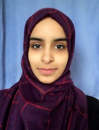 Rufeida is a private English Literature tutor in Yardley