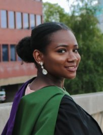 Oluchi offers General Admissions tuition in Sheffield
