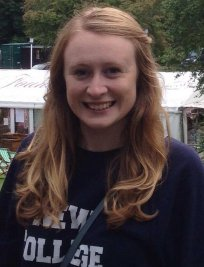 Katie is a French tutor in Isle of Wight