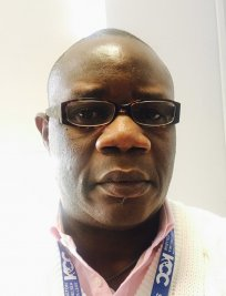 Ade-Adeola is a private tutor in Whitstable