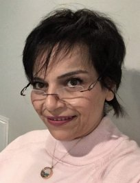 Gelareh is a private English Language tutor in Mitcham