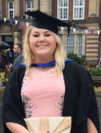 Jessica is a tutor in Horsforth