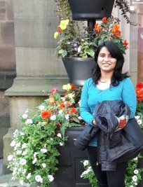 Susmita is a private Physics tutor in Hodge Hill