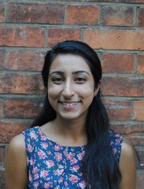 Aditi is a Latin tutor in West London