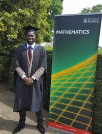 Jide offers Maths tuition in Walthamstow