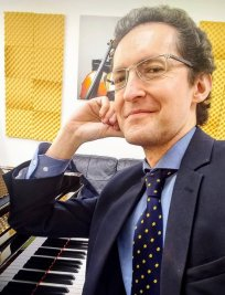 Dorian offers Piano lessons in Osterley