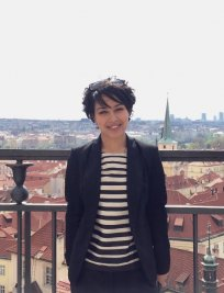 Irene is an Italian tutor in St Pancras