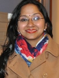Suruchi is a World Languages tutor in Leicester
