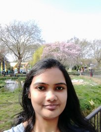 Parvathi is a tutor in Essex Greater London