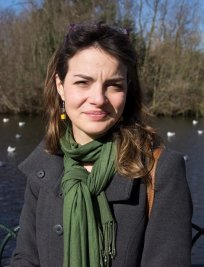 Carolina is a French tutor in Maidstone