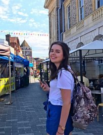 Lucy is a Spanish tutor in Norwich