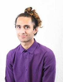 Nayim is a tutor in Chessington