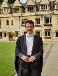 Nicholas is a Classics tutor in East London