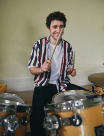 joel offers Drums lessons