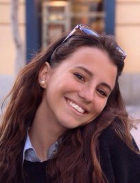 Dameris is a Spanish tutor in East London