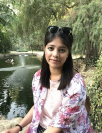 Khadija Muniath is a Biology tutor in Chelsea
