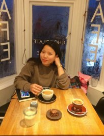 yuqi is a Mandarin tutor in Central London
