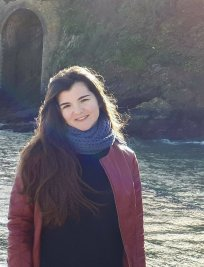 Mathilde is a French tutor in Plymouth