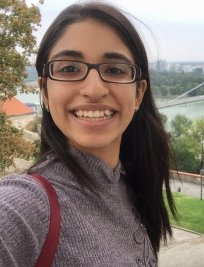Aakriti is a private English tutor in Orpington