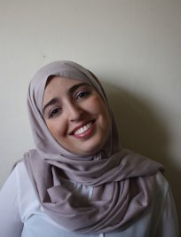 iman is a private English tutor in New Cross