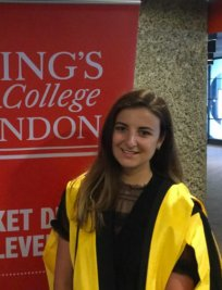 Florence is an Italian tutor in Woking