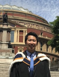 Kheng Hoe offers Piano lessons in Fareham