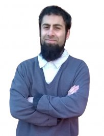 Aziz is an English tutor in Bolton
