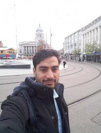 Amjad is an IT tutor in Nottingham