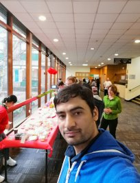 Amjad is an IELTS tutor in Tonbridge