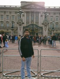 Aditya is an English tutor in South East London