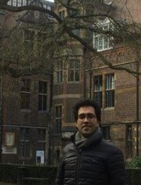 Ruzbeh is a private English Language tutor in Southampton