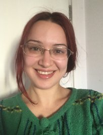 Belinda is a private English tutor in Canonbury