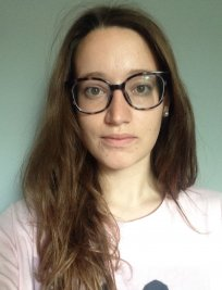 Giulia is an Italian tutor in Brixton