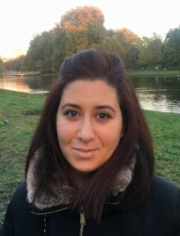 Sabrina is an Admissions tutor in Smethwick