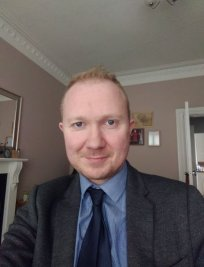 James is a private English tutor in Glasgow