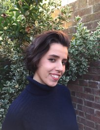 Lucía is a Spanish tutor in East London