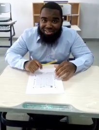 Malik is an IELTS tutor in Ewell