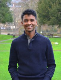 Praveen is a French tutor in Bristol