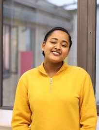 Rahel is an English tutor in Primrose Hill