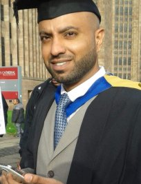Shoaib is a private English tutor in Birmingham