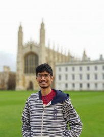 Vythilingam offers Maths Aptitude Test tuition in Cambridge