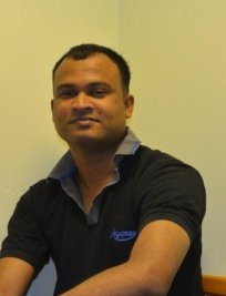 Prasad is a private tutor in Godalming