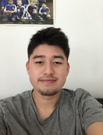 Lucas is an English tutor in Purley