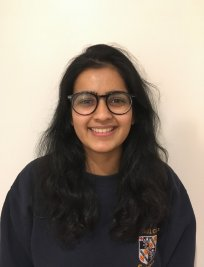 Shruti is a Chemistry tutor in Cambridge