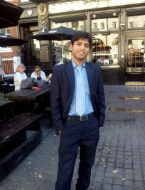 Manish offers Physics tuition in Hertfordshire Greater London