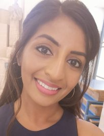 kavitha is an English tutor in Wapping