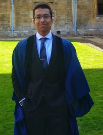 Azmaeen is an Oxbridge Admissions  tutor in Edgbaston