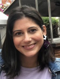 Judith is a Spanish tutor in Holborn